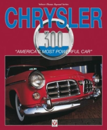 "Chrysler 300: ""America's Most Powerful Car"", Paperback Book"