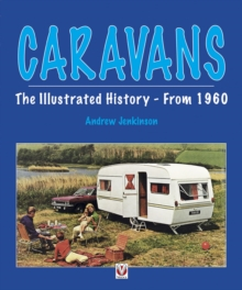 Caravans - Illustrated History - From 1960, EPUB eBook