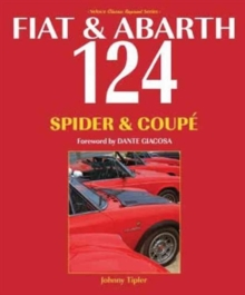 Fiat & Abarth 124 Spider & Coupe, Paperback Book