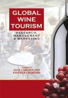 Global Wine Touri, Hardback Book