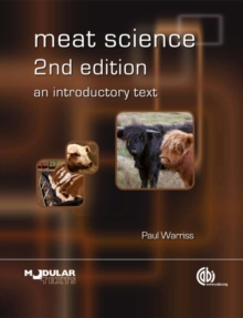 Meat Science : An Introductory Text, Paperback / softback Book