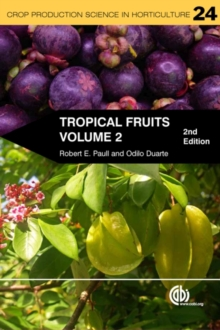 Tropical Fruits, Volume 2, Paperback / softback Book