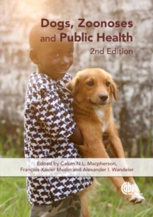 Dogs, Zoonoses and Public H, Hardback Book