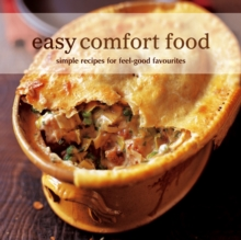 Easy Comfort Food, Paperback / softback Book