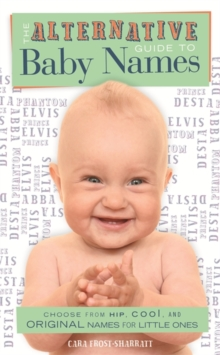 The Alternative Guide To Baby Names, EPUB eBook