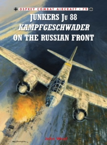 Junkers Ju 88 Kampfgeschwader on the Russian Front, Paperback Book
