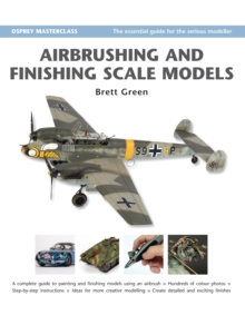 Airbrushing and Finishing Scale Models, PDF eBook
