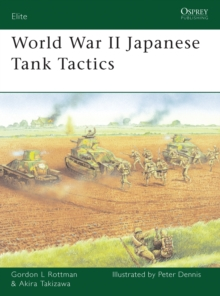 World War II Japanese Tank Tactics, PDF eBook
