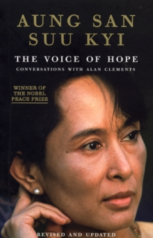 The Voice of Hope : Conversations with Alan Clements, Paperback Book