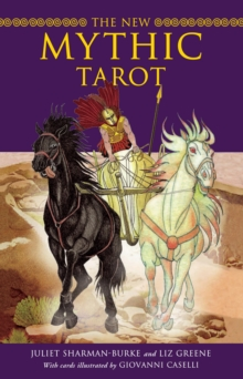 The New Mythic Tarot Deck, Hardback Book