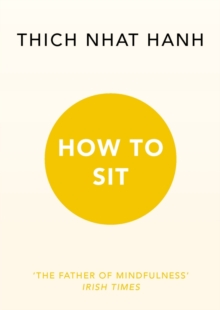 How to Sit, Paperback / softback Book