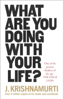 What Are You Doing With Your Life?, Paperback / softback Book
