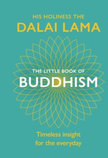 The Little Book Of Buddhism, Hardback Book