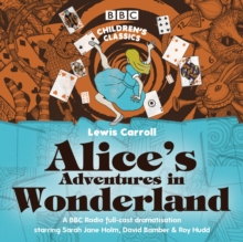Alice's Adventures in Wonderland, CD-Audio Book