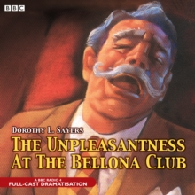 The Unpleasantness at the Bellona Club, CD-Audio Book
