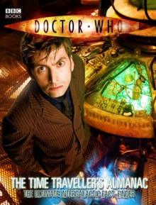 Doctor Who: The Time Traveller's Almanac, Hardback Book