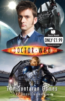 Doctor Who: The Sontaran Games, Paperback Book