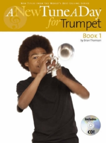 A New Tune A Day : Trumpet/Cornet - Book 1 (CD Edition), Paperback / softback Book