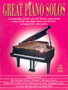 Great Piano Solos - The Show Book, Paperback Book