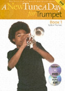 A New Tune A Day : Trumpet - Book1 (DVD Edition), Paperback / softback Book