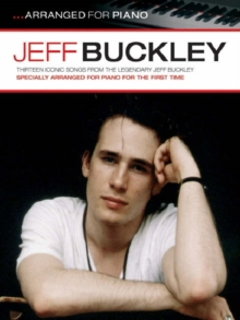 Jeff Buckley : Arranged for Piano, Paperback Book