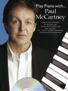 Play Piano With... Paul McCartney, Paperback / softback Book