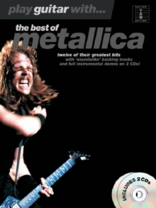Play Guitar with... the Best of Metallica (tab), Paperback Book