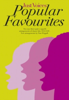 Just Voices : Popular Favourites, Paperback / softback Book