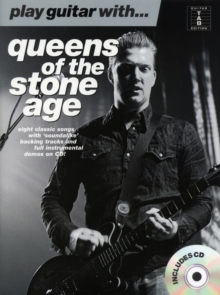 Play Guitar With... Queens Of the Stone Age (Book and CD), Paperback Book