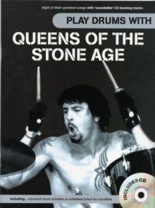 Play Drums With... Queens of the Stone Age, Paperback / softback Book
