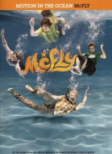 McFly : Motion in the Ocean, Paperback Book