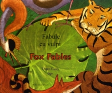 Fox Fables in Romanian and English, Paperback Book