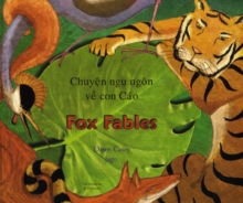 Fox Fables in Vietnamese and English, Paperback Book