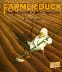 Farmer Duck in Arabic and English, Paperback Book