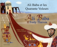 Ali-Baba and the 40 Thieves (English/French), Paperback / softback Book