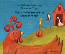 LITTLE RED HEN GRAINS OF WHEAT SPANISH, Paperback Book