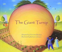 The Giant Turnip, Paperback Book