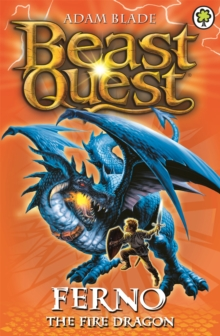 Beast Quest: Ferno the Fire Dragon : Series 1 Book 1, Paperback Book