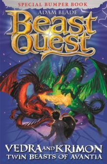 Beast Quest: Vedra & Krimon Twin Beasts of Avantia : Special, Paperback Book