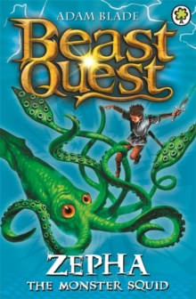 Beast Quest: Zepha the Monster Squid : Series 2 Book 1, Paperback Book