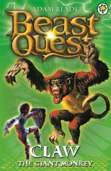 Beast Quest: Claw the Giant Monkey : Series 2 Book 2, Paperback / softback Book