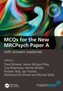 MCQs for the New MRCPsych Paper A with Answers Explained, Paperback Book
