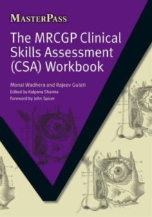 The MRCGP Clinical Skills Assessment (CSA) Workbook, Paperback Book