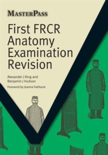 First FRCR Anatomy Examination Revision, Paperback / softback Book