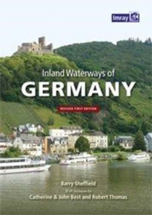Inland Waterways of Germany, Paperback Book