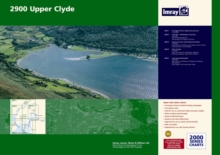Imray Chart Pack 2900 : Upper Clyde, Sheet map, flat Book