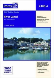 Imray Chart 2400.4 : River Camel, Paperback Book