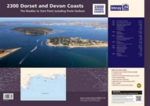 Imray Chart Pack 2300 : Dorset and Devon Coasts, Paperback / softback Book