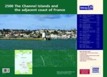 Imray Chart Atlas : The Channel Islands and Adjacent Coast of France, Spiral bound Book