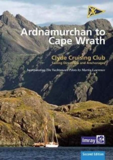 CCC Sailing Directions - Ardnamurchan to Cape Wrath, Spiral bound Book
